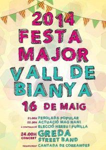 Festa Major de la Vall de Bianya - Garrotxa
