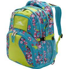 High Sierra Swerve Laptop Backpack - Womens - eBags.com