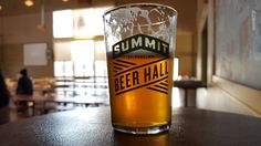 30th Anniversary Double IPA Pilot at the Summit beer hall.