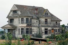 Old farm house (Flickr)