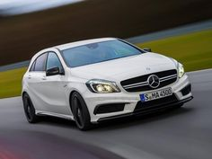 Review of Mercedes Benz AMG a45