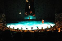 """O""  Cirque du Soleil - Bellagio, Las Vegas... One of my favorite of their shows!"