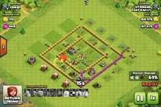 clash of clans stream