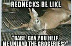 Redneck funny #hunting #redneck