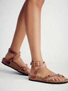 Image result for birkenstock yara sandals