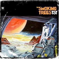 The Smoking Trees' new Psychedelic album TST