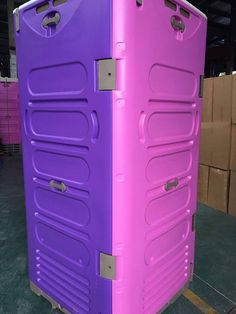 MyBlok Portable toilet, Toilet, Locker storage