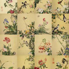 lang-shining_immortal-blossoms-of-an-eternal-spring