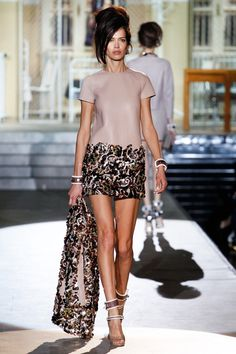 Dsquared² | Fall 2014 Ready-to-Wear Collection | Style.com [Photo: Marcus Tondo / Indigitalimages.com]