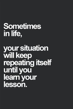 Learn from your failures or else they would keep repeating #quote #lifequotes http://www.healyourfacewithfood.com/