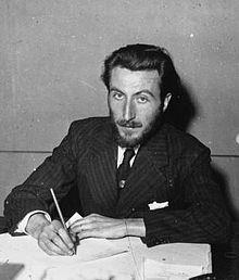 04/05/1907 :Maxence Van der Meersch, écrivain français († 14 janvier 1951).