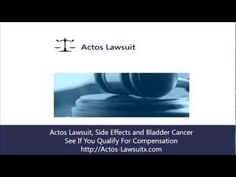 https://www.youtube.com/watch?v=rhgXhc6rnQ4  There is no Actos recall but there is an Actos Lawsuit (a class action lawsuit) due to side effects or development of bladder cancer. The US Food and Drug Administration is warning consumers that the popular Diabetes drug Actos may increase the risk of bladder cancer.