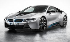 BMW i8 Features Spectacular Laser Headlights - Check Out The Stunning Photos