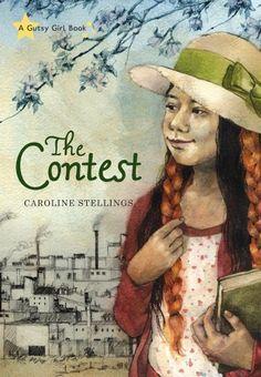 The Contest (A Gutsy Girl Book) by Caroline Stellings, http://www.amazon.com/dp/B00GUM0LPG/ref=cm_sw_r_pi_dp_VIfkub0GX825V