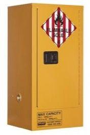 Pratt Class 4 Dangerous Goods Cabinets