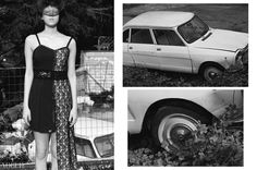 -SPRINGLESS- Pamela Fornari dress, Tiziano Toma photography, on Photo Vogue