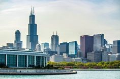 Sears SWOT Analysis Chicago Skyline, New York Skyline, Building Images, Best Commercials, Commercial Real Estate, Willis Tower, San Francisco Skyline, Free Images, Skyscraper