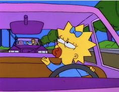 What I look like driving in my dads car