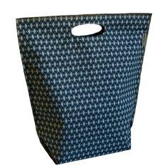 Obědová taška - pánská károvaná