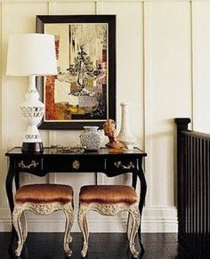 Style a Console Table