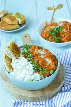 Indian Food Recipes, Asian Recipes, Vegetarian Recipes, Healthy Recipes, Ethnic Recipes, Healthy Food, Butter Chicken Curry, Creamy Tomato Pasta, Great Recipes