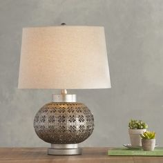"""Holmes 23"""" Table Lamp"""