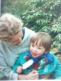 Alison & Max / North London / Early 90's