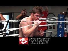 Saul 'Canelo' Alvarez full rope slip training session [TRUE HD] - YouTube