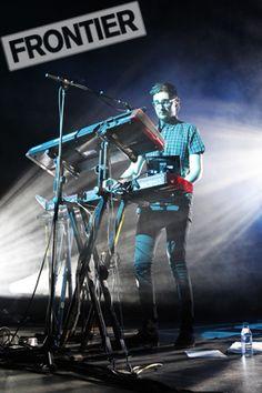 alt-J @ The Hordern Pavillion (Photo Credit: Dave Youdell)
