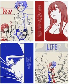 This is beautiful i will always ship them jerza