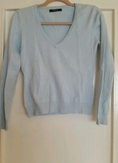 Kaufe meinen Artikel bei #Kleiderkreisel http://www.kleiderkreisel.de/damenmode/v-ausschnitt/124850682-vero-moda-pullover-shirt-oberteil-zara-hm-mango