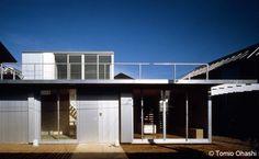Toyo Ito - Aluminum House