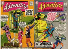 Superman Fan Podcast Episode #258: Jerry Siegel & The Legion Of Super-Heroes! http://thesupermanfanpodcast.blogspot.com/2013/02/episode-258-jerry-siegel-and-legion-of.html