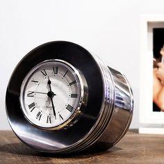R-2800 Desk Clock // Polished