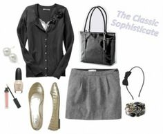 The Classic Sophisticate