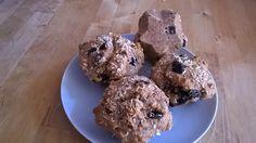 Recipe - sugar and dairy free pina colada muffins