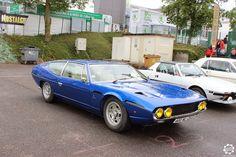 #Lamborghini #Espada à #Magny_Cours pour les #Classic_Days. Article original : http://newsdanciennes.com/2015/05/03/grand-format-news-danciennes-aux-classic-days-2015/ Issu de l'article : Grand Format : News d'Anciennes aux Classic Days 2015 #ClassicCar #Voiture #Ancienne