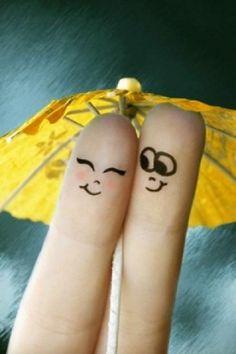 couple finger