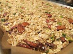 Food Babe healthy granola!