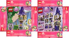 Rapunzel Tangled Packaging by swimswimstacey