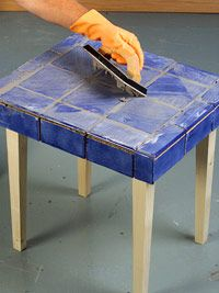 Tiling a Tabletop