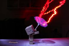 Photography Art with Danbo :)  PhoebeGraphy: photography
