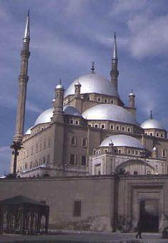 Beautiful mosques around the world - www.yarehman.com Cairo, Egypt