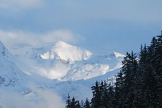 View of Mont Blanc this Christmas!