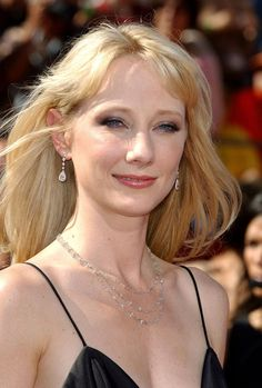 The legendary Anne Heche...  Grand Dame...   In 2011, Heche appeared in the independent romantic comedy film Cedar Rapids, which was screened at the Sundance Film Festival.