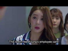 Caught snooping at Hee Young's employee card Employees Card, Touching You, Korean Drama, Cards, Drama Korea, Kdrama, Maps, Playing Cards
