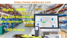 Looking for the best Warehouse Management System then visit us! Alpha Byte provides the best Warehouse Management System, Alpha - WMS Warehouse Management System, Dubai Uae, Saudi Arabia, Software, Good Things