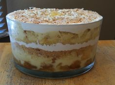 Trifles on Pinterest | Trifle Recipe, Chocolate Trifle and Brownie ...