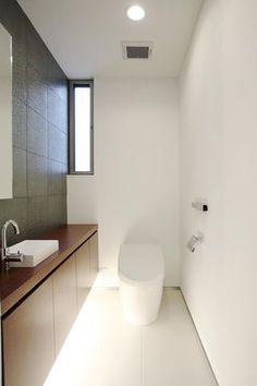 都市部のスキップフロアのある家・間取り(愛知県名古屋市)  高級住宅・豪邸   注文住宅なら建築設計事務所 フリーダムアーキテクツデザイン