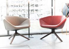 Armchairs | Seating | Ella | Montis | Niels Bendtsen. Check it out on Architonic